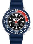 Seiko Prospex Special Edition PADI Dive Watch with Solar Movement #SNE499