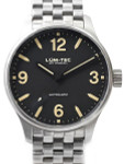 Lum-Tec 38mm Automatic Dress Watch with Double Curved AR Sapphire Crystal #C5