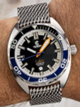 Ocean Crawler Core Diver Swiss Automatic Watch with AR Sapphire Crystal #CD-121