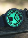 Lum-Tec Combat 43mm Watch with a Luminoius Dial and Dome Sapphire Crystal #B47Max