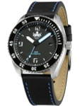 PHOIBOS Reef Master 300-Meter Automatic Dive Watch with Double Dome AR Sapphire Crystal #PY016C