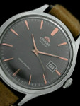 Orient Version 4 Automatic Dress Watch with Grey Dial #AC08003A