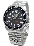 Seiko Automatic Dive Watch with Stainless Steel Bracelet #SKX007K2