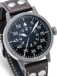 Laco Friedrichshafen Type B Dial Swiss Automatic Pilot Watch with Sapphire Crystal #861753