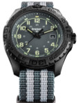 Traser Swiss Tactical Watch with Trigalight Illumination and AR Sapphire Crystal #109037