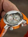 Ocean Crawler 600-Meter Paladino WaveMaker Swiss Automatic Dive Watch with Inner Rotating Bezel #1335