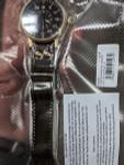 Laco Friedrichshafen Type B Dial Swiss Automatic Pilot Watch with Bronze Case #862086