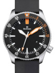 Damasko Swiss ETA Automatic 300 Meter Dive Watch with 43mm Submarine Steel Case #DSub3