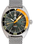 Ocean Crawler Core Diver Swiss Automatic Watch with AR Sapphire Crystal #CD-523