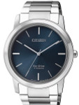 Citizen 41mm Titanium Eco-drive Watch with a 7-Month Power Reserve #AW2020-82L