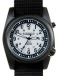 Bertucci A-2SEL Field Watch with Dual Lighting System, Ghost Grey Dial #22028