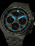 Citizen Promaster Eco-drive Chronograph Watch with Power Reserve Indicator #AV0030-51A
