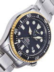 Orient Neptune Dive Watch with Power Reserve and AR Sapphire Crystal #RA-EL0003B00A