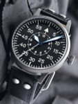 Laco 45mm, Mini-Replica Type B Dial Swiss Mechanical Pilot Watch with Sapphire Crystal #861951
