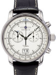 Graf Zeppelin Chronograph Big Date Watch with 12-hr Totalizer, #7690-1