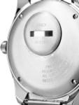 Q Timex Reissue of 1970's 38mm Stainless Steel Bracelet Watch #TW2U61300ZV