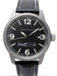 Messerschmitt 41mm Light Weight Titanium Case Pilot's Watch #ME109M