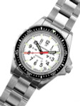 Marathon Swiss Made, (Medium) GSAR Automatic Military Divers Watch with Sapphire Crystal #WW194026BRACE-MA-WD