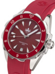 PHOIBOS Sea Nymph 300-Meter Swiss Quartz Dive Watch with Double-Dome Sapphire Crystal #PX021E