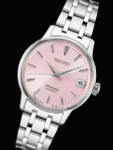 """Ladies Seiko Presage """"Cocktail Time"""" Automatic Dress Watch with 33.8mm Case #SRP839"""