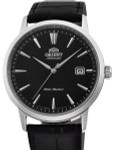 Orient Symphony III Automatic Dress Watch with Black Dial #RA-AC0F05B10A