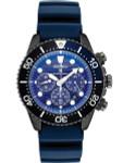 Seiko Special Edition, Save the Ocean Prospex Solar Quartz Chronograph #SSC701