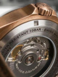 Traser P67 Officer Pro Swiss Automatic Watch with a Vintage Bronze Case, AR Sapphire Crystal #108074