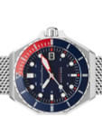 Spinnaker Dumas Automatic 300 Meter Dive Watch with Stainless Steel Mesh Bracelet #SP-5081-66