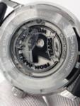 Timex 40mm Marlin 21-Jewel Automatic Watch with Silver Snoopy Dial #TW2U71200ZV