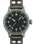 Laco Munster Type A Dial Swiss Automatic Pilot Watch with Sapphire Crystal #861748