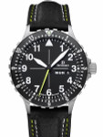 Damasko Swiss ETA Automatic with a Rotating 12-Hour Bezel and Stainless Steel Case #DA46