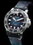 Nauticfish German Made 1000 Meter Automatic Pro Divers Watch with AR Sapphire Crystal #Thusunt-blao