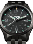 Traser Officer Pro Gun Metal PVD Case Watch with an Anti-Reflective Sapphire Crystal #107868