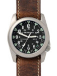 Bertucci A-4T Super Yankee Titanium Watch with Swiss Micro Tube Illumination #13482