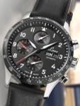 Laco Hockenheim Swiss Valjoux 7750 Automatic Chronograph with Sapphire Crystal #862089