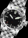 Scratch and Dent - Nauticfish German Made 2000 Meter Automatic Pro Divers Watch with AR Sapphire Crystal #2T
