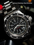 Marathon Swiss Made, GSAR Automatic Military Divers Watch with Sapphire Crystal #WW194006NGM