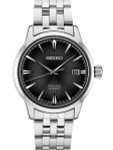 """Seiko Presage """"Cocktail Time"""" Automatic Dress Watch with 40.5mm Case #SRPE17"""