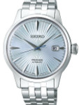 """Seiko Presage """"Cocktail Time"""" Automatic Dress Watch with 40.5mm Case #SRPE19"""