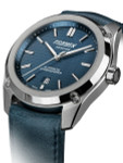 Formex Essence Swiss Automatic Chronometer with Blue Dial #0330.1.6331.744
