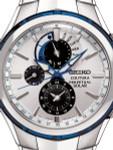 Seiko Coutura Solar Powered Perpetual Calendar and Chronograph #SSC787