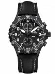Damasko Swiss Valjoux 7750 Chronograph with 60 Minute Dive Bezel #DC66BK