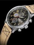 AVI-8 Hawker Hurricane Aviator Chronograph Watch #AV-4011-0J