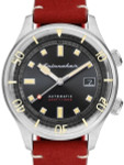 Spinnaker Bradner 42m Vintage-Style Automatic Sport Watch with a Luminous Bezel #SP-5062-01