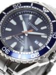 Citizen Eco-Drive Promaster 200 Meter Scuba Diver Watch with Bracelet #BN0191-80L