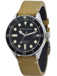 Spinnaker Cahill Automatic Dive Watch with 43mm Stainless Steel Case #SP-5033-04