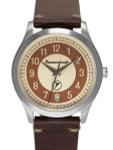 Messerschmitt Retro Dial Quartz Watch with 38mm Case #KR201-B