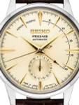Seiko Presage Automatic Dress Watch with Power Reserve Indicator #SSA387