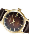 """Seiko Presage """"Cocktail Time"""" Limited Edition Automatic Dress Watch with 40mm Case #SRPD36"""