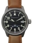 Messerschmitt 41mm Light Weight Titanium Case Pilot's Watch #ME262M
